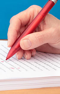 Line Editing Services at Fiery Scribes