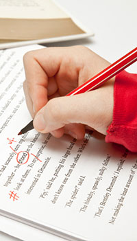 Book Editing Services at Fiery Scribes